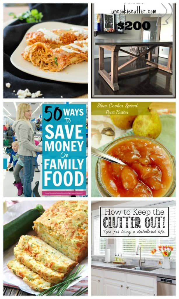 Features from this week's Pretty Pintastic Party where every post gets pinned!
