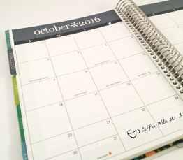 Erin Condren Month