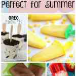 30+ Popsicle Recipes