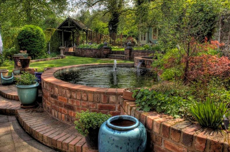 Diy Garden Water Features Pool Design Ideas