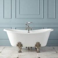 How To Refinish A Cast Iron Bathtub | Pool Design Ideas