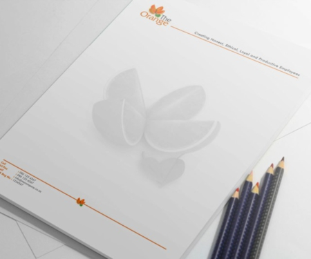 Letterhead template design prices South Africa - Cognite Marketing