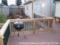 Concrete Ideas For Patios And Decks   Design Ideas for House