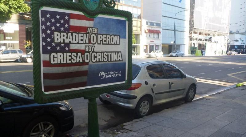Griesa o Cristina Tomado por: Benjamin Dumas. Obtenido de: https://www.flickr.com/photos/b00nj/14840970496