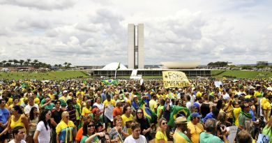 Policy Switching in Brazil