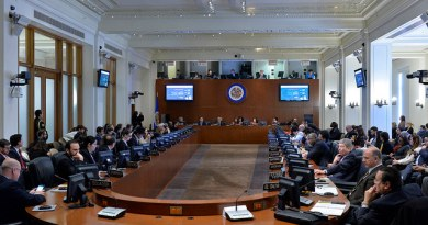 Demise of the OAS picture