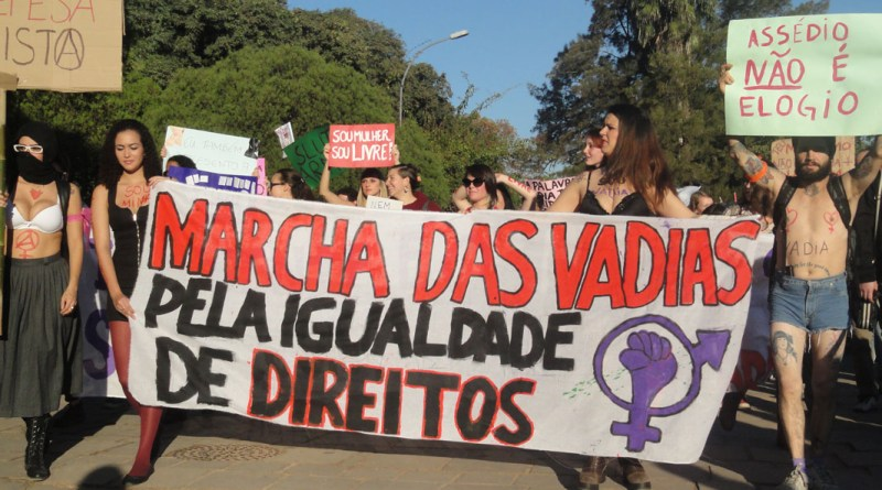 """I would not rape you because you do not deserve to be raped:""  A Closer Look at Institutionalized Sexism in Brazil"
