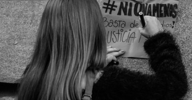 An Unprecedented Demonstration: A Cry to Eradicate Gender-Based Violence in Peru