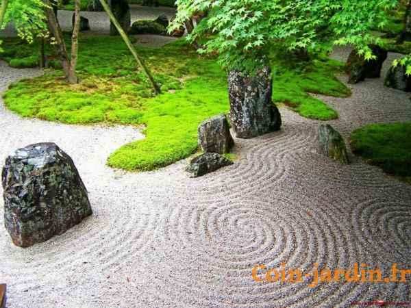Les 6 Symboles Important Du Jardin Japonais Rester Zen Avec Coin-jardin - Jardin Japonais Chez Soi