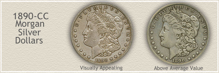 Morgan Silver Dollar Values  Prices Sell-buy-online