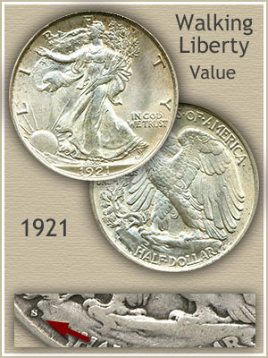 1921 Half Dollar Value Discover Their Worth