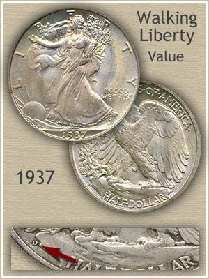 1937 Half Dollar Value Discover Their Worth