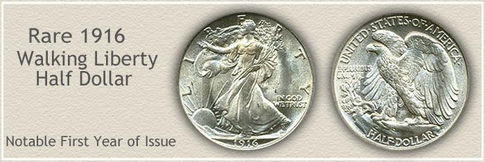 1916 Half Dollar Value Discover Their Worth