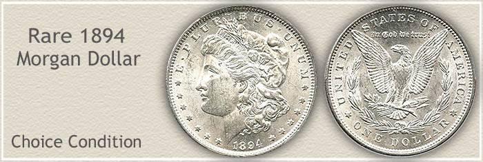 1894 Morgan Silver Dollar Value Discover Their Worth