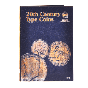 Whitman 20th Century Type Coins Folder