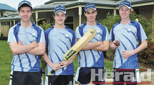 Talented youngsters gain squad selection