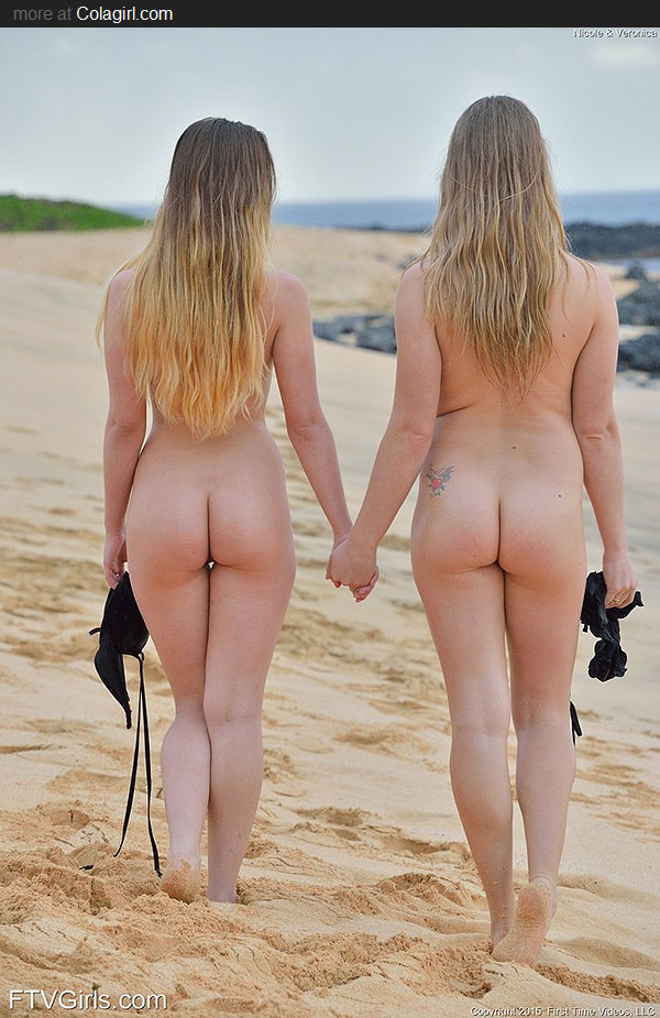 naked woman standing from behind