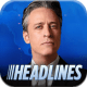 The Daily Show Headlines App