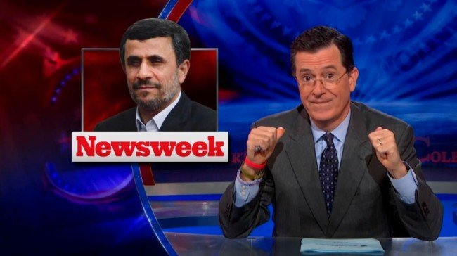 A Guide to Stephen Colbert's Wrist Bling