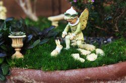 Small Of Fairies For The Garden