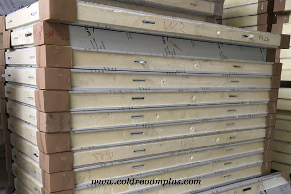 Pu Panel Cold Room Freezer Room Condensing Unit Unit