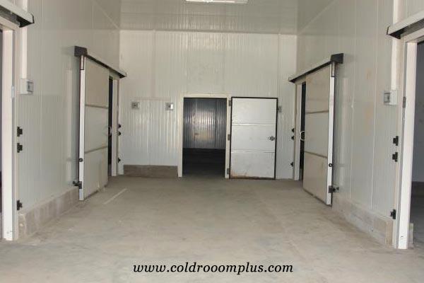 Cold Room Sliding Door Cold Room Freezer Room