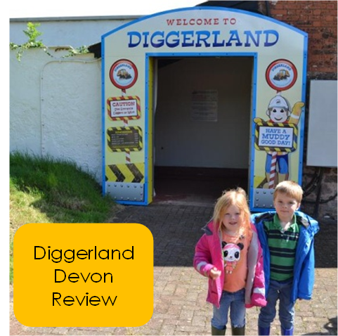 diggerland devon review