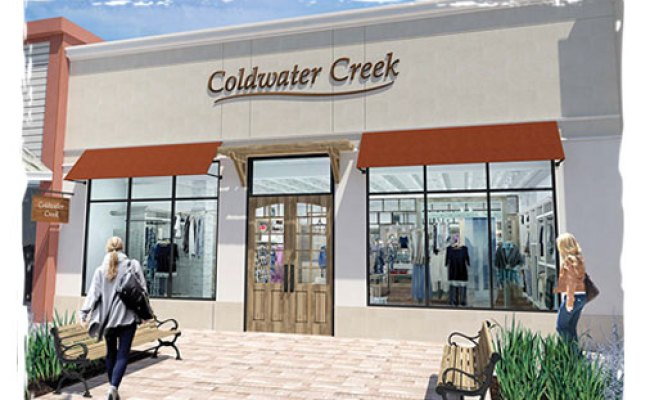 Our Stores Coldwater Creek