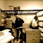 rearrange beds