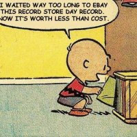 The collected Charlie Brown record collection memes