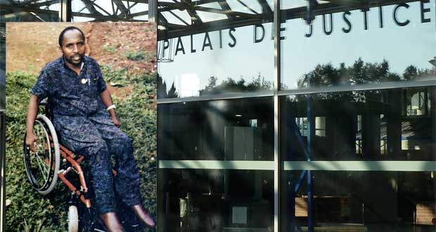 Pascal SIMBIKANGWA :Procès en appel à Bobigny