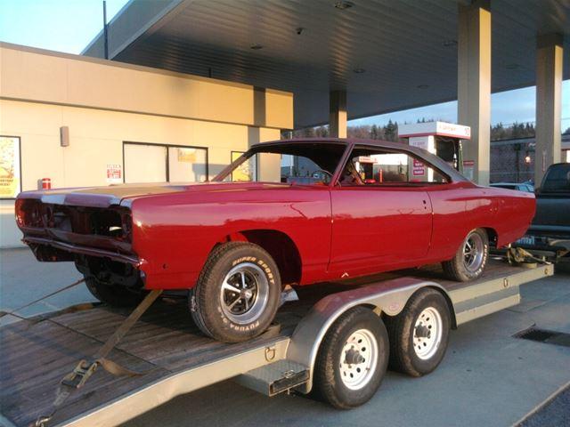 1968 Plymouth GTX For Sale Arlington, Washington