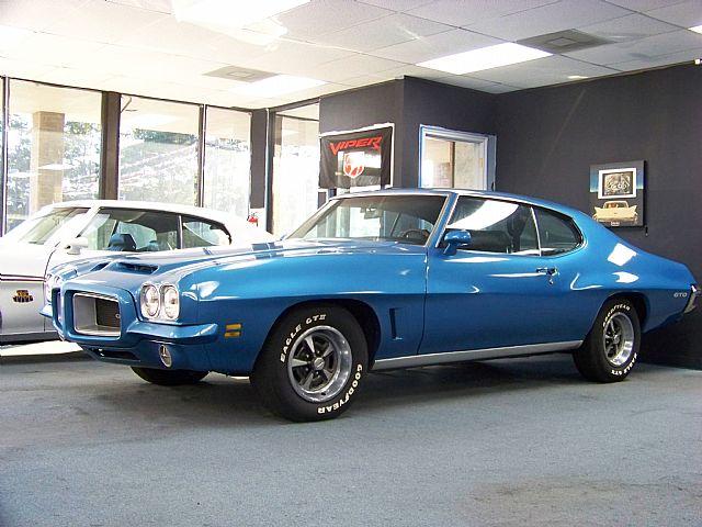 1972 Pontiac GTO For Sale Conroe, Texas