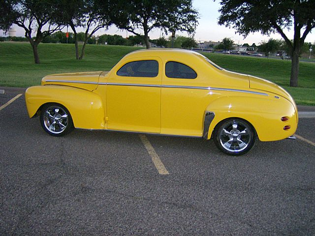 1948 Ford Business Coupe For Sale Odessa, Texas