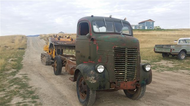 1944 dodge tow truck