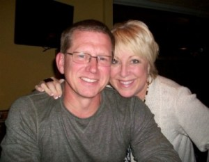 Colleen and Russ Fischesser