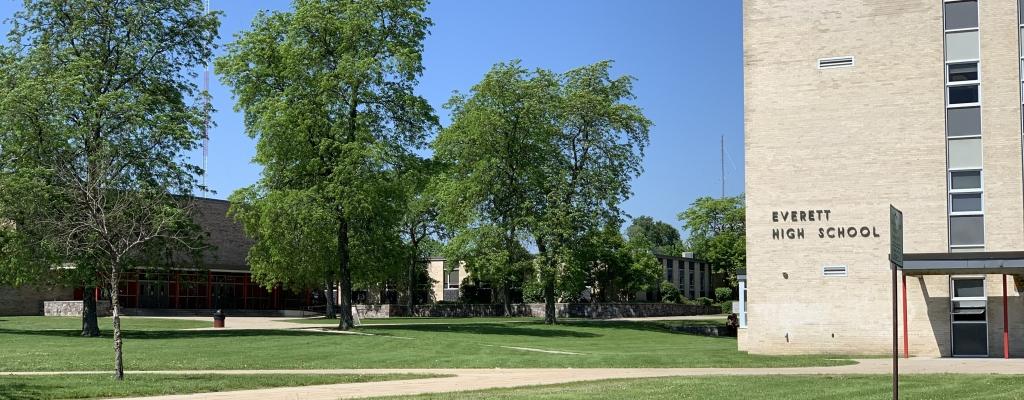 Everett High School - College Advising Corps
