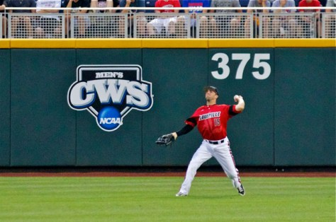 This isn't Cole Sturgeon's first CWS experience.  (Photo: Shotgun Spratling)