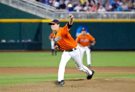 Brandon Waddell allowed 1 ER in 7 IP. (Photo: Shotgun Spratling)