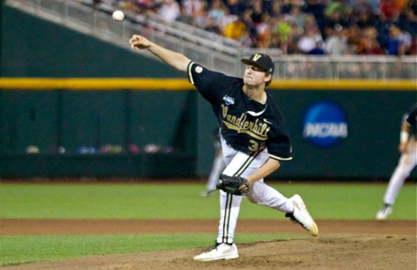 Hayden Stone was outstanding over 5.2 IP. (Photo: Shotgun Spratling)