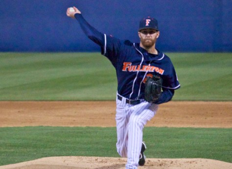 Grahamm Wiest allowed 1 ER in 10 IP. (Photo: Shotgun Spratling)
