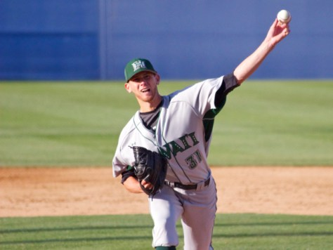 Scott Squier lasted only 2.1 innings. (Photo: Shotgun Spratling)