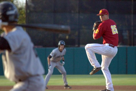 Brent Wheatley didn't allow an ER in 5.1 IP. (Photo: Shotgun Spratling)