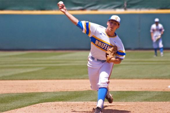 Cody Poteet took a no decision: 6 IP, 3 ER. (Photo: Shotgun Spratling)