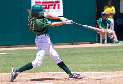 Tim Wise had an RBI single in his first Regional action. (Photo: Shotgun Spratling)