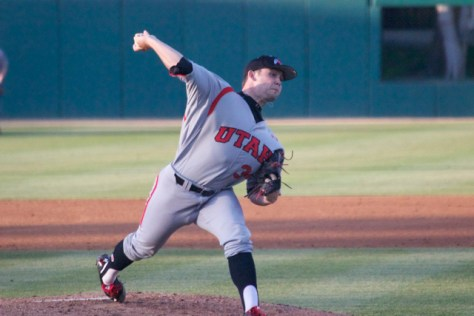 Mitch Watrous struck out 8 in 8 IP. (Photo: Shotgun Spratling)