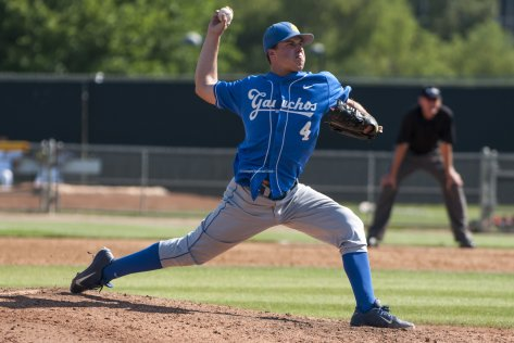 Dylan Hecht pitched the ninth inning.
