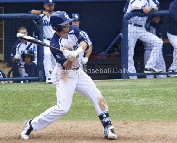 Andrew Daniel home run.