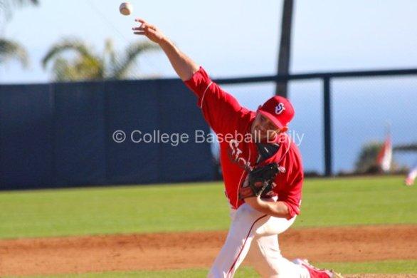Joey Christopher got the win in relief. (Photo: Shotgun Spratling)