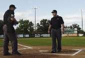 Young Umpires working way up through Northwoods League